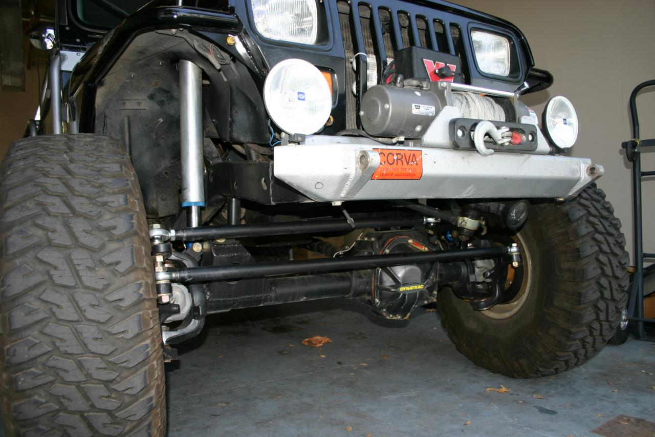 Jeep Wrangler Yj Home